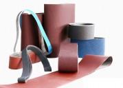 Coated Abrasives - Belts / Disc / Sheets & Rolls