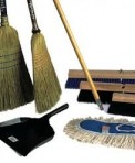 Janitorial - Broom / Brushes / Cleaners / Wipes