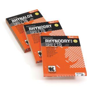 Rhynodry RedLine 9 X 11 Sheets #5