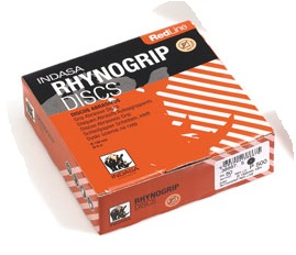 5 X 5 Hole Indasa RedLine Rhynogrip