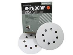 5 X 8 Hole Indasa WhiteLine Rhynogrip