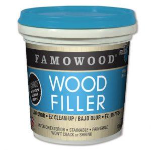 FAMOWOOD Solvent Free Latex Wood Filler